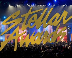 Nominated in two categories for the 2017 Stellar Awards