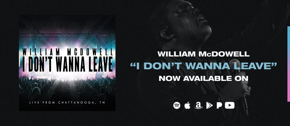 William McDowell | Official Site
